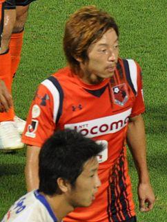 Naoki Ishihara Japanese footballer