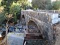 Napa River Bridge on Zinfandel Lane, St. Helena, CA 10-9-2011 5-36-22 PM.JPG