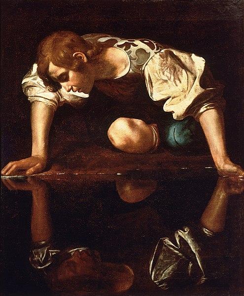 File:Narcissus-Caravaggio (1594-96).jpg