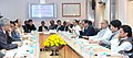 Narendra Singh Tomar chairing the first meeting of the Governing Body of the National Mineral Exploration Trust (NMET), in New Delhi. The Minister of State (Independent Charge) for Power, Coal and New and Renewable Energy.jpg