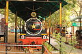 Narrow gauge steam locomotive, ES 506, Indian Railways.jpg