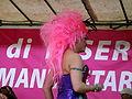 Natalia Pestrada al BiellaPride 2008 - Foto Giovanni Dall'Orto, 14-June-2008 1.jpg
