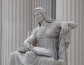 "National Archives statue ""The Future,"" Washington, D.C LCCN2010630511.tif"