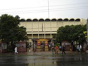 Bangladesh National Museum - Bangladesh National Museum designed by Syed Mainul Hossain