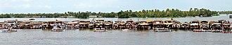 Nehru Trophy Boat Race - People watching Nehru Trophy Boat Race, 2013