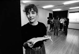 Nelly Borgeaud - Image: Nelly Borgeaud (1986) by Erling Mandelmann