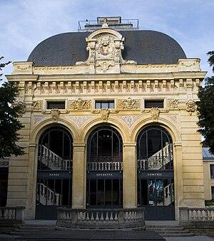 Néris-les-Bains - Image: Neris Les Bains Theatre