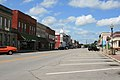 Nevada Iowa 20090816 Downtown.JPG
