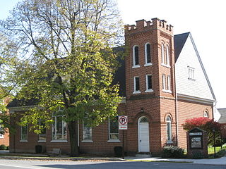 New Berlin, Pennsylvania Borough in Pennsylvania, United States