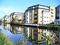 New Canalside Development - geograph.org.uk - 1511653.jpg