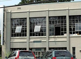 Oak Grove, Oregon - New Urban High School, 2009