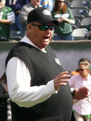 Rex Ryan - Ryan in 2011.