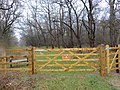 New gate for an ancient wood - December 2015 - panoramio.jpg