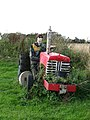 New use for old tractor - geograph.org.uk - 1016597.jpg