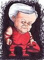 Newt Gingrich as Marvel Comic's Juggernaut (cartoon).jpg