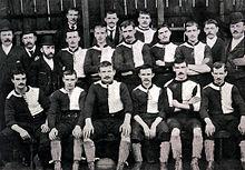 Il Newton Heath nella stagione 1892-1893