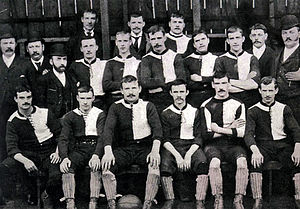 History of Manchester United F.C. (1878–1945) - The 1892-93 Newton Heath team