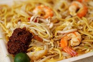 Singaporean cuisine - Hokkien mee