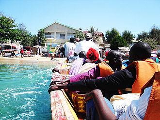 Ngor, Dakar - Image: Ngor Village