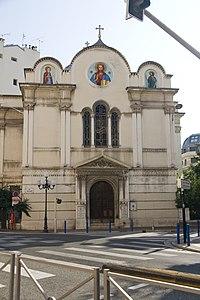 Église Saint-Nicolas-et-Sainte-Alexandra