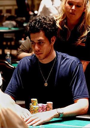 Nick Schulman - Nick Schulman in the WSOP Circuit Championship Event in April 2007.