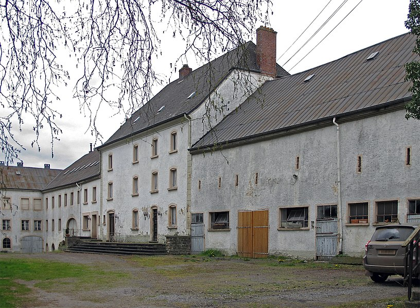 Buildings in Niederfeulen, 23 route de Bastogne
