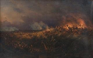 Stormen på Frederiksstad den 4. oktober 1850