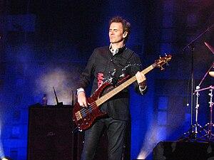 Taylor, John (1960-)