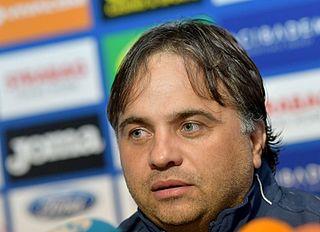Nikolay Mitov Bulgarian footballer and manager