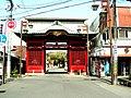 Niou Gate of Keigan Temple (桂岸寺仁王門) - panoramio.jpg