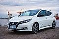 Nissan Leaf 2018 (31874639158).jpg