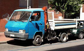 Nissan Trade - Image: Nissan Trade