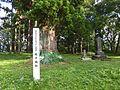 Nobesawa Castle Monument in Obanazawa, Yamagata.jpg