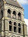 Nogent-sur-Oise (60), église Ste-Maure-et-Ste-Brigide, clocher, côté sud 2.jpg