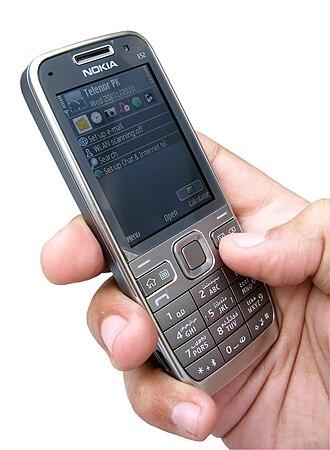 Nokia Eseries - Nokia E52
