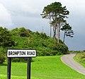 North Down Coastal Path near Brompton Road, Bangor - geograph.org.uk - 876311.jpg