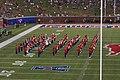 North Texas vs. Southern Methodist football 2017 19 (Southern Methodist University Mustang Band).jpg