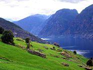 Norway Aurland Laerdal