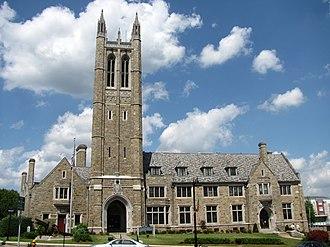 Norwood, Massachusetts - Image: Norwood Memorial Municipal Building, Norwood MA