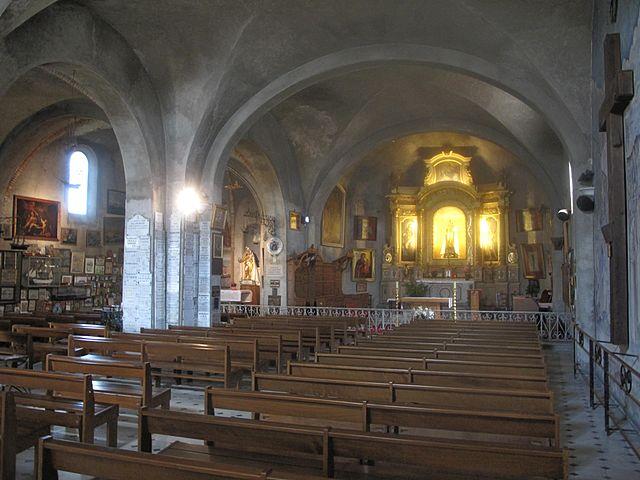 Église Notre-Dame de la Garoupe