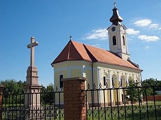 Novi Bečej - Image: Novi becej 5678