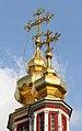 Novodevichy Transfiguration Dome 02.JPG