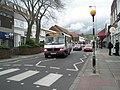 Number 9 bus in Cosham High Street - geograph.org.uk - 783884.jpg