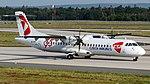 OK-NFV Czech Airlines ATR72 FRA (47975027276).jpg