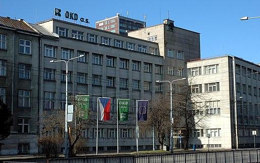 OKD Ostrava 20080203 (Zdroj: Wikipedia.org)