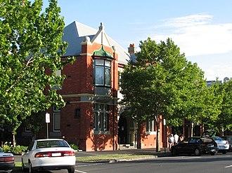 Oakleigh, Victoria - Image: Oakleigh Hall