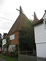 Oast House at Dairy House, Dairy Lane, Chainhurst, Kent - geograph.org.uk - 338782.jpg