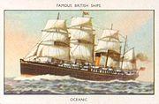 The Oceanic, 1871