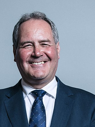 Bob Blackman - Image: Official portrait of Bob Blackman crop 2
