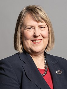 Official portrait of Fiona Bruce MP crop 2.jpg